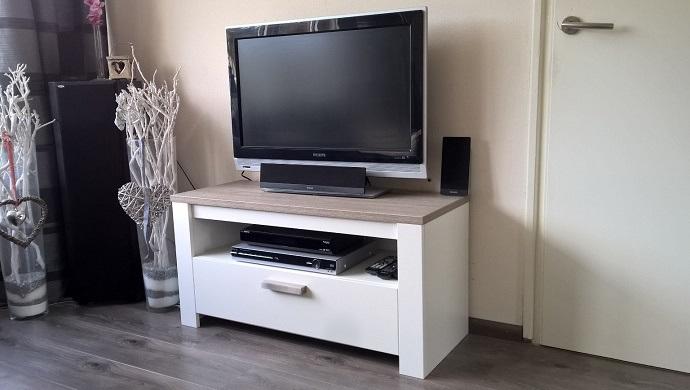 Tv Meubel 100 Cm.Meubelset 1 Eettafel 140 Cm Salontafel 120 Cm Tvmeubel 100